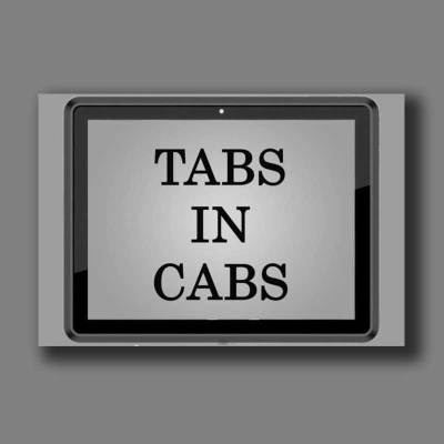 Tabs in Cabs